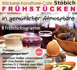 Bäckerei Stöbich Werbung Bestes Frühstück