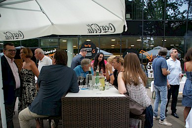 Sommercocktail 2017