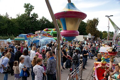 Welser Volksfest Sept. 2017