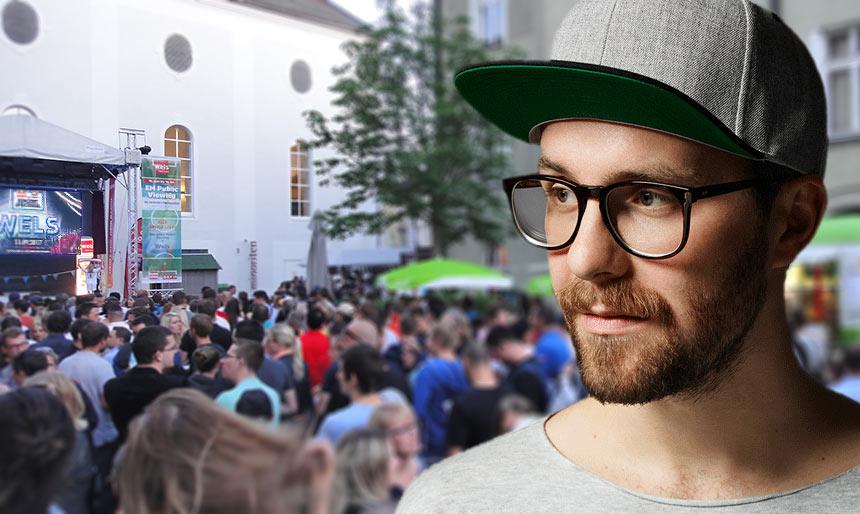 Konzertspektakel 2 Tage Festival In Wels
