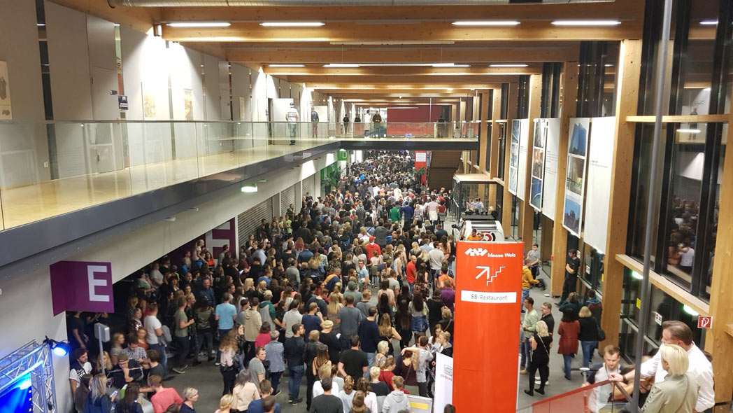 Konzertspektakel Jähes Ende Nach Bombendrohung