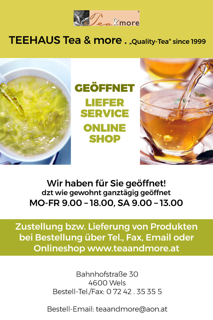 Bild von Tea and more
